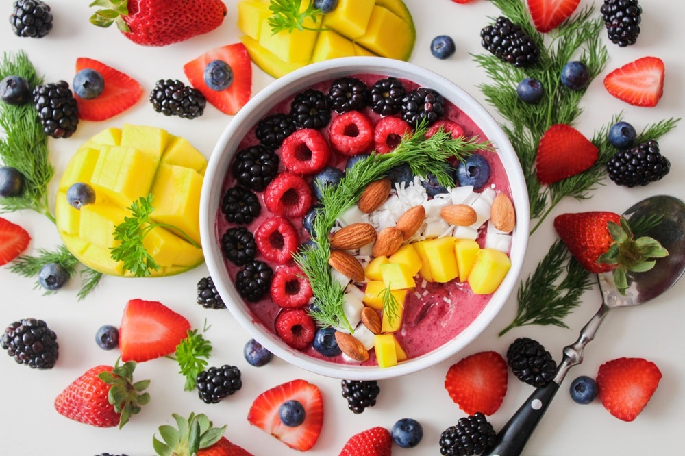 Nutrition value of fruits: the best kind of fruits that help you losing weight