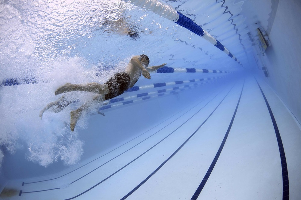 Swimming For Losing Weight And Getting In Shape